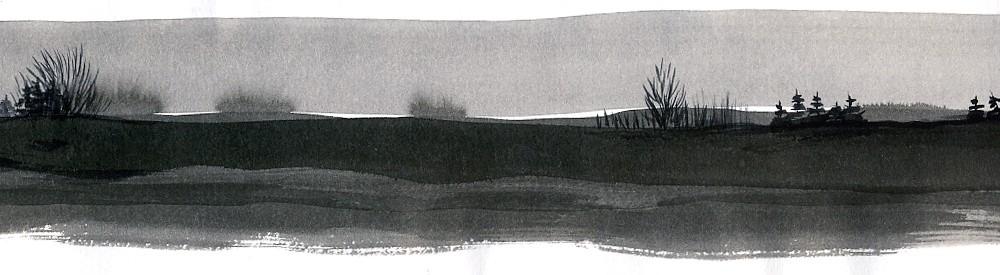 horisontskymning